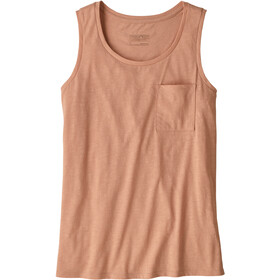 Patagonia Mainstay Tanktop Dames, scotch pink